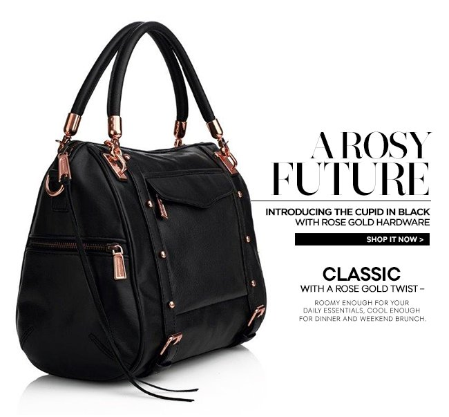 A Rosy Future: Introducing the Cupid in Black