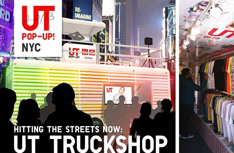 HITTING THE STREETS NOW: UT TRUCKSHOP