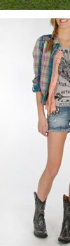 Shop Southern Rock outfit