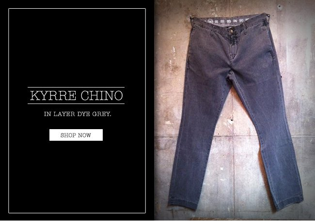 Shop the Kyrre Chino