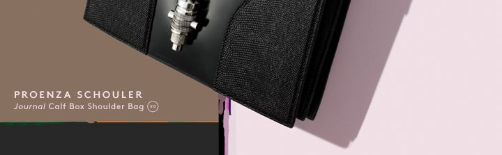 Proenza Schouler handbags: they're impossible to resist. Shop the new Journal bag now!
