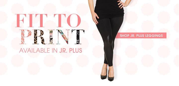 Shop Jr. Plus Bottoms
