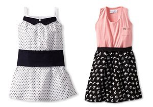 Pretty in Prints: Girls' Spring Dresses