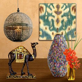 Global Travels: Home Décor