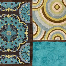 For the Floor: Contemporary Rugs