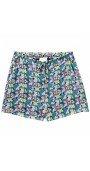 Crinkle Chiffon Shorts