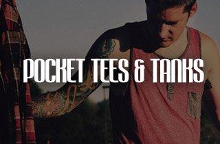 Pocket Tees & Tanks