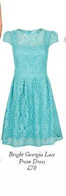 Lydia Bright Georgia Lace Prom Dress
