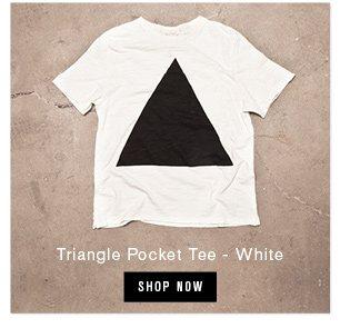 triangle pocket