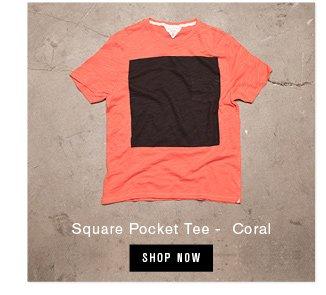 square pocket