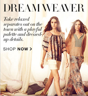 DREAMWEAVER SHOP NOW