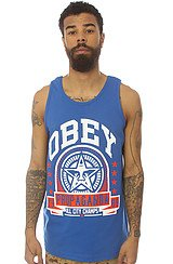 The Extra Innings Tank in Royal Blue