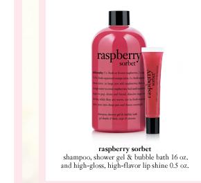 raspberry sorbet bundle