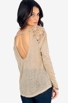 Great Lace Top $29