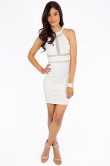Embossy Bodycon Dress $37