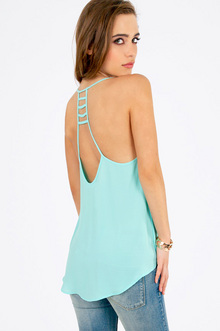 Leading Ladder Tank Top $28