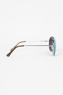Reflective Aviator Sunglasses $12