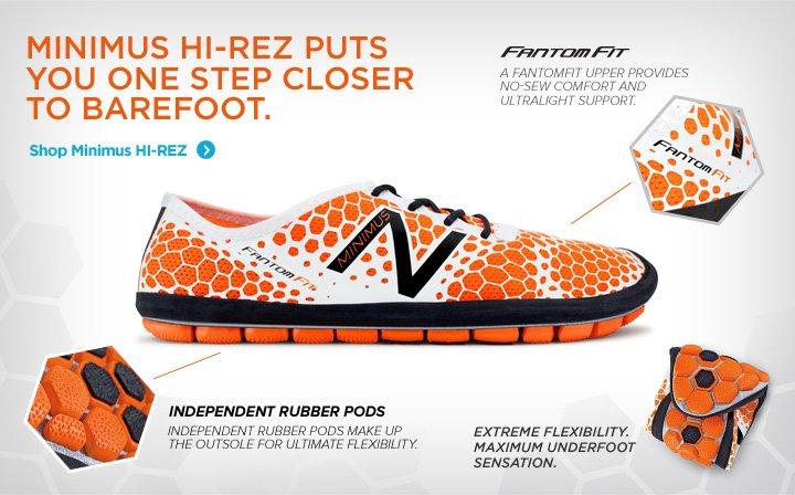 Minimus HI_REZ Features - Shop Now