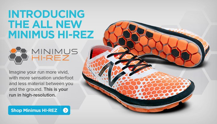 Introducing the all new Minimus HI-REZ - Shop Now