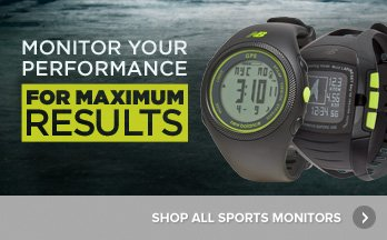 Monitor your Performance - Shop Sports Monitors