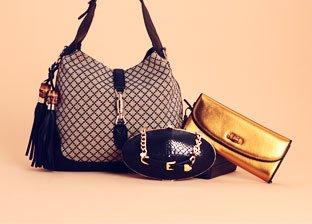 Luxury Italian Handbags: Gucci, Prada, Versace & more