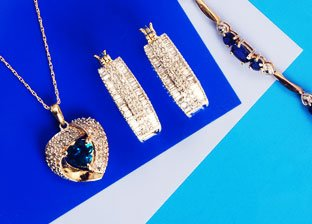 Shine on: Gold Jewelry Deals
