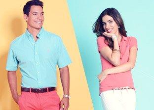 Ralph Lauren Men's & Women's Polos & T-Shirts