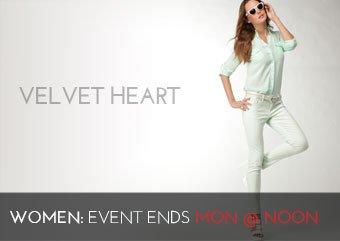 VELVET HEART - WOMEN