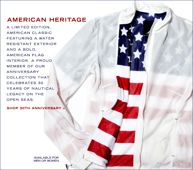 AMERICAN HERITAGE - SHOP 30th Anniversary