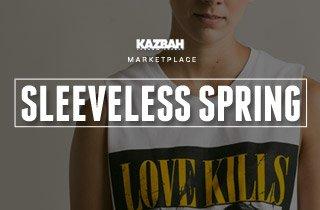 Marketplace: Sleeveless Spring