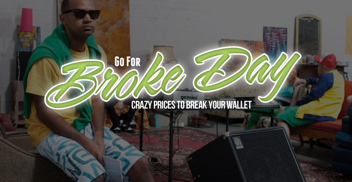Go for Broke Day
