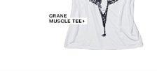 Crane Muscle Tee