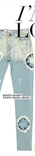 Desert Bloom Jeans