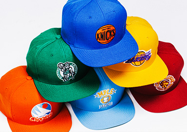 Shop Sports Hats & Tees ft. NBA Styles