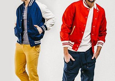 Shop S.Slater By Golden Bear Jackets