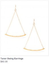 Taner Swing Earrings