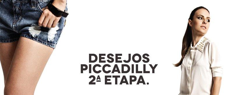 Desejos Piccadilly 2° etapa.