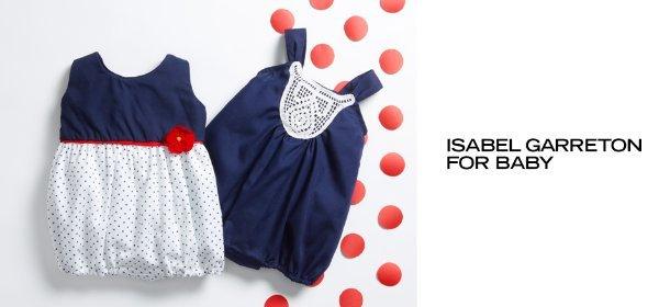 ISABEL GARRETON FOR BABY, Event Ends April 10, 9:00 AM PT >
