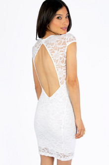 All Lace Everything Dress $40