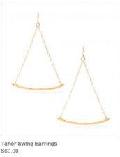 Taner Swing Earrings