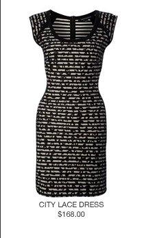 City Lace Dress