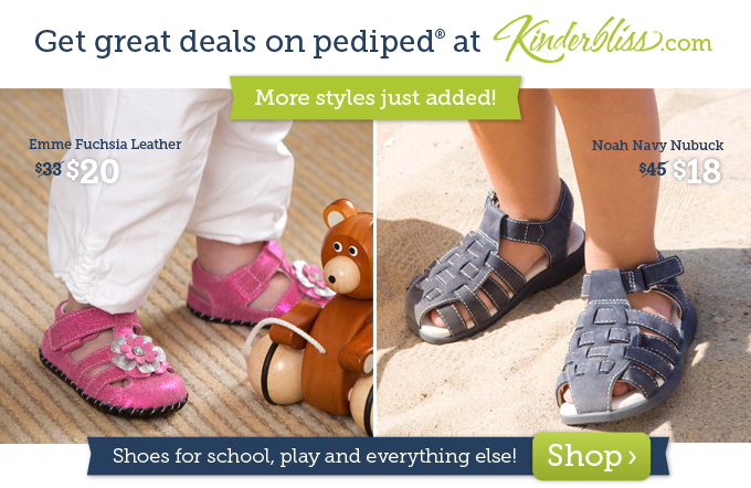 Get great deals on pediped at Kinderbliss.com