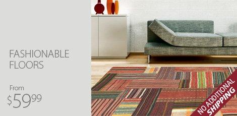 Fashionable floors