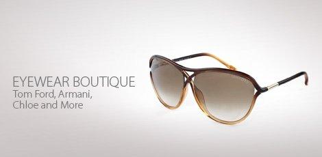 Eyewear boutique