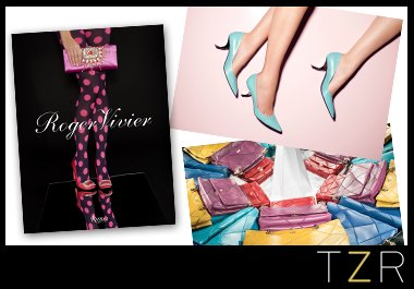 Roger Vivier by Virginie Mouzat and Colombe Pringle