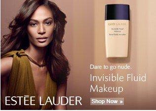 Estee Lauder Invisible Fluid Makeup. Shop now.