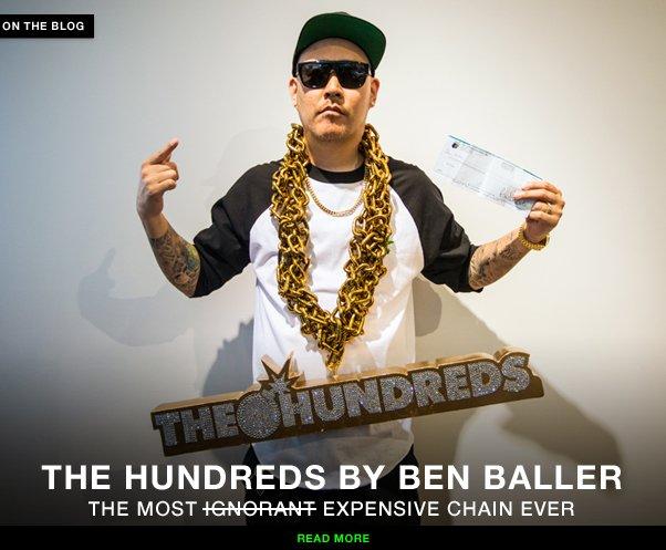 The Hundreds by Ben Baller