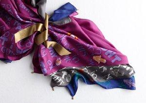 Under $50: Silk Scarves
