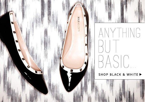 Shop Black & White