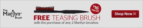 Free Marilyn Teasing Brush